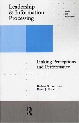 Download Leadership and information processing