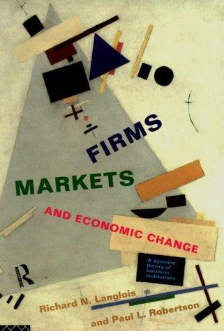 Download Firms, markets, and economic change