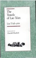 The travels of Lao Tsʻan