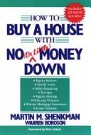 Download How to buy a house with no (or little) money down