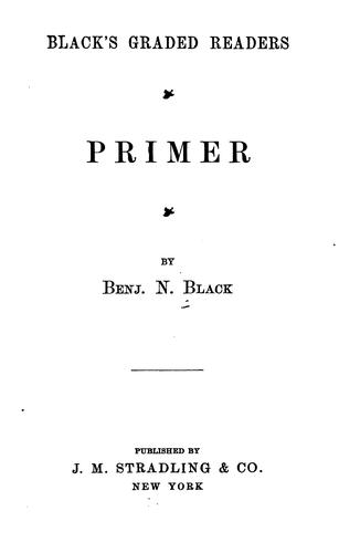 Black's Graded Readers …
