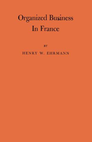 Download Organized business in France