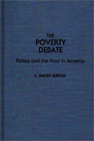 The poverty debate