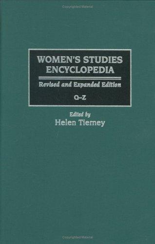 Women's Studies Encyclopedia