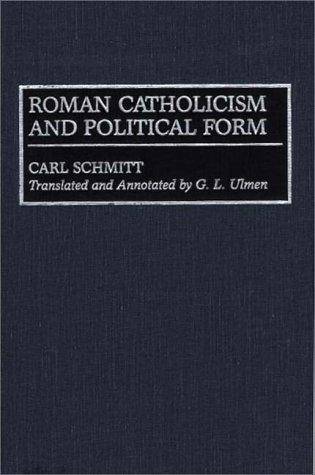 Download Roman Catholicism and political form