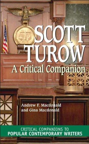 Scott Turow by Andrew Macdonald