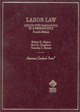 Download Cases and materials on labor law