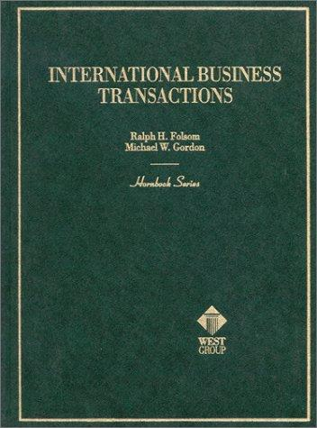 Download International business transactions