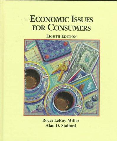 Download Economic issues for consumers