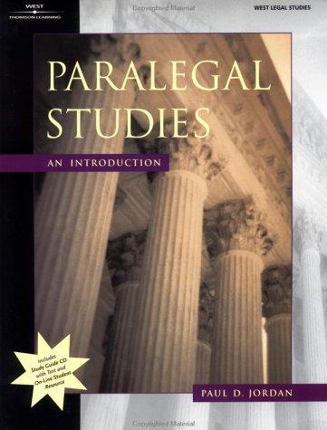 Download Paralegal Studies