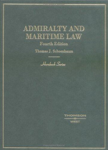 Download Admiralty and maritime law