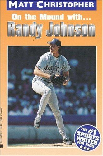 On the mound with– Randy Johnson