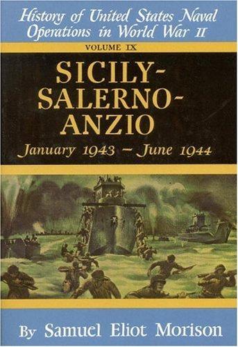 Sicily-Salerno-Anzio