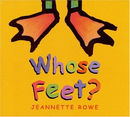 Download Whose Feet?