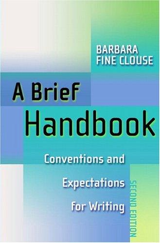 Download A brief handbook