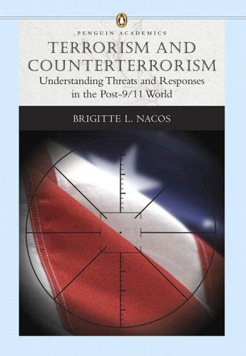 Download Terrorism and Counterterrorism