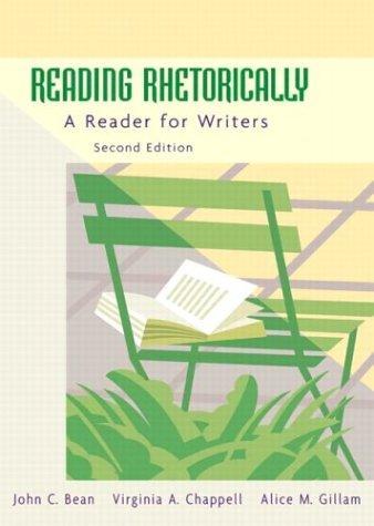 Download Reading rhetorically