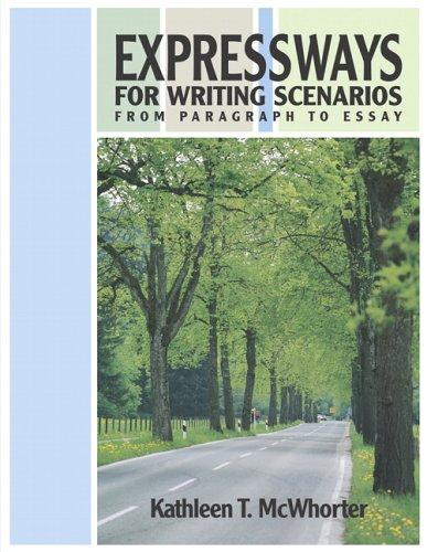 Download Expressways for Writing Scenarios
