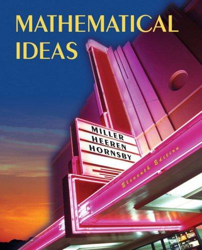 Download Mathematical ideas.