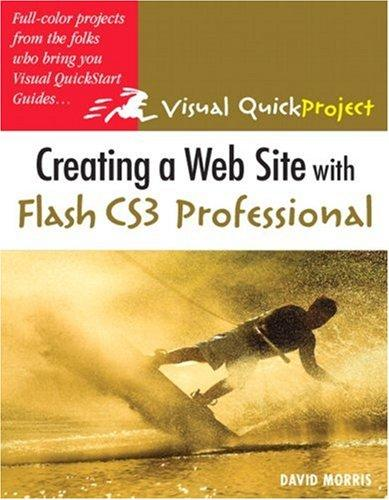 Download Creating a Web Site with Flash CS3 Professional