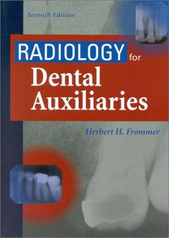 Download Radiology for Dental Auxiliaries