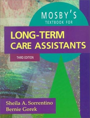 Download Mosby's textbook for long-term care assistants
