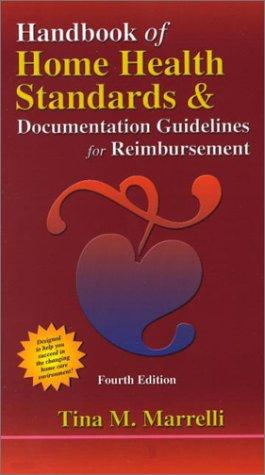 Download Handbook of home health standards & documentation guidelines for reimbursement
