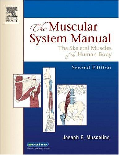 Download The Muscular System Manual