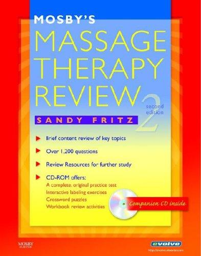 Download Mosby's Massage Therapy Review