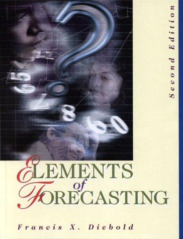 Download Elements of forecasting