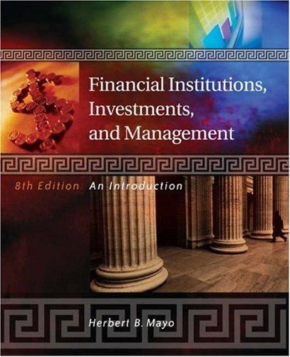 Download Financial Institutions, Investments, and Management