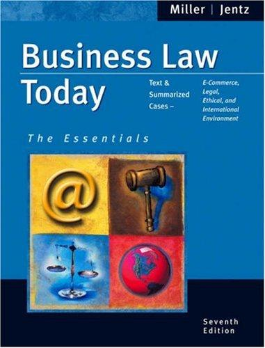 Download Business Law Today