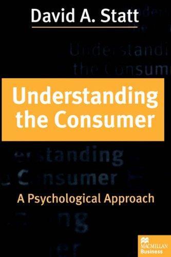 Download Understanding the Consumer