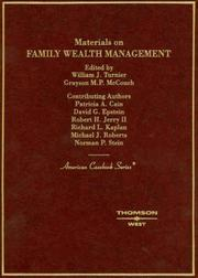 Materials On Family Wealth Management PDF Download