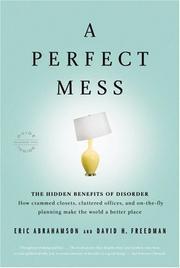 A Perfect Mess: ...