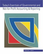 Today's Essentials Of Governmental And Not-For-Profit Accounting & Reporting PDF Download