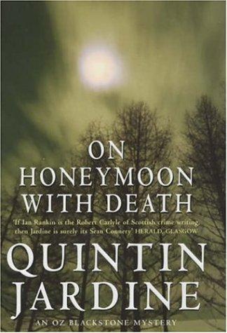 On Honeymoon with Death (Oz Blackstone Mysteries)