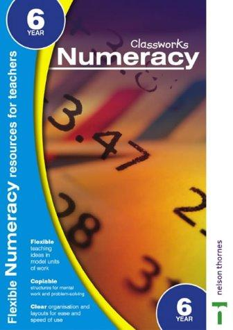 Classworks (Classworks Numeracy Teacher's Resource Books)