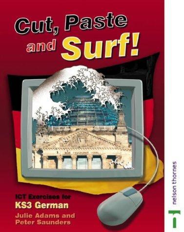 Cut Paste and Surf! (Cut, Paste & Surf!)