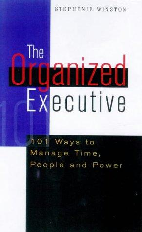 Download Organised Executive