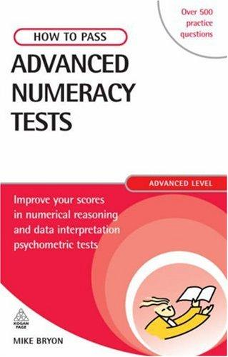 Download How to Pass Advanced Numeracy Tests