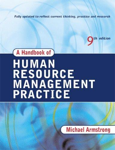 Download A Handbook of Human Resource Management Practice