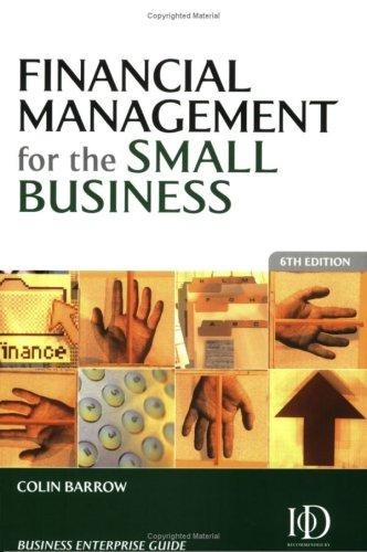 Download Financial management for the small business