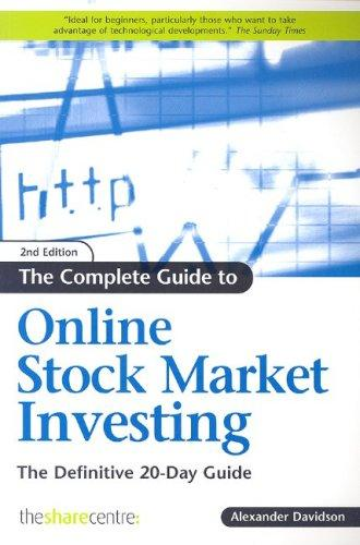 The Complete Online Stock Market Investing guide