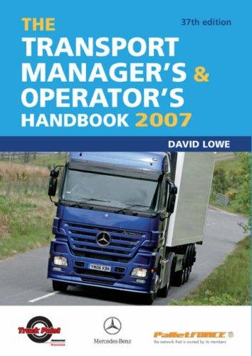 Download The Transport Manager's and Operator's Handbook