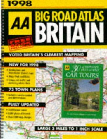 Download Big Road Atlas Britain