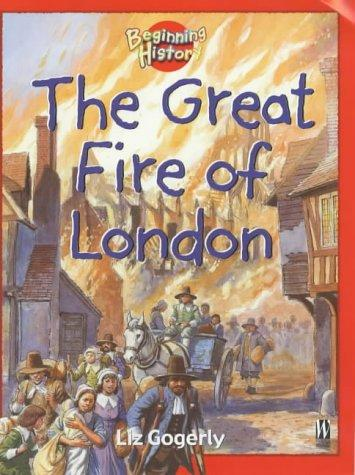 Download The Great Fire of London (Beginning History)
