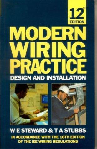 Download Modern wiring practice