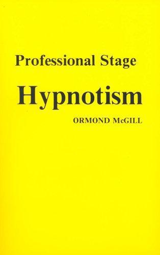 Download Professional Stage Hypnotism