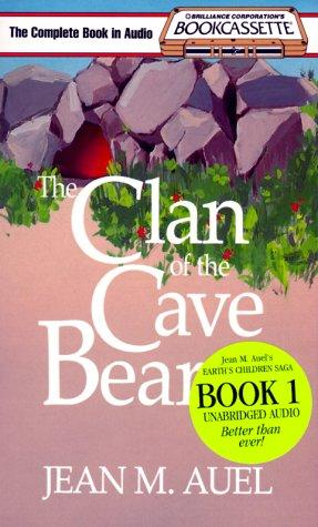 Download The Clan of the Cave Bear (Bookcassette(r) Edition)